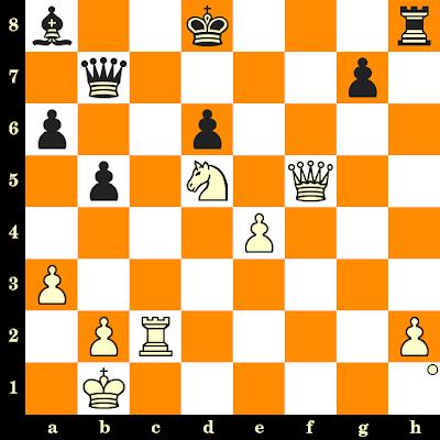 Les Blancs jouent et matent en 3 coups - Robert Fischer vs Bela Soos, Skopje, 1967