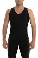 Extreme Gynecomastia Compression Vest