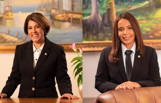$!Trayectorias de dos mujeres que hoy son juezas de la Suprema Corte de Justicia Nancy Salcedo y Vanessa Acosta, dos juezas de la Suprema Corte de Justicia. 111