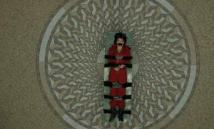 "Money Heist Season 1 (Part 2) Episode 1: ""Se acabaron las máscaras"" or ""Masked No Longer."""