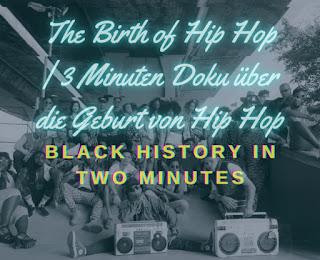 The Birth of Hip Hop | 3 Minuten Doku über die Geburt von Hip Hop