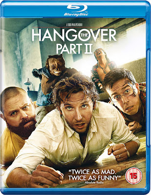 The Hangover Part II 2011 Unrated [Dual Audio] [Hindi–Eng] 720p | 1080p BRRip HEVC ESub x265