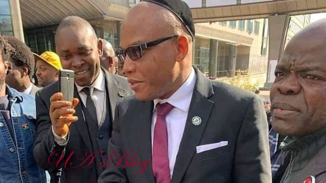 Nnamdi Kanu To Lead Million Man March In US Over Killing Of Christians In Nigeria