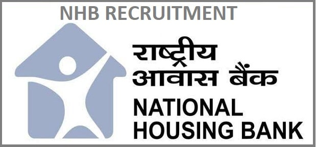 NHB Officer Online Form 2020
