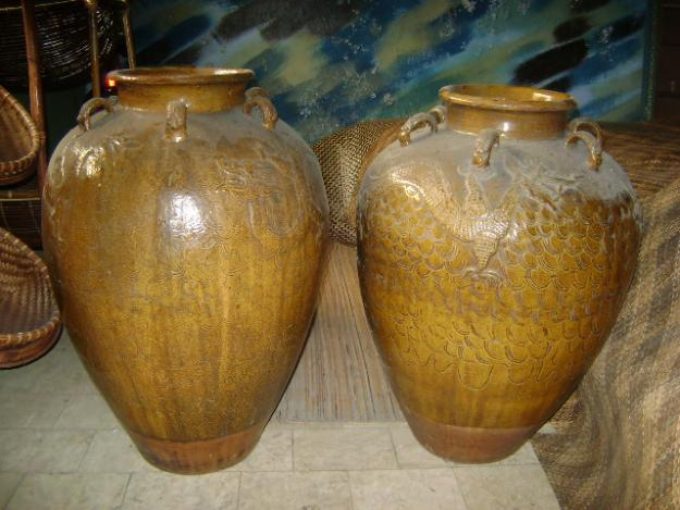 Gambar Guci Dan Keramik  Blog Maongan