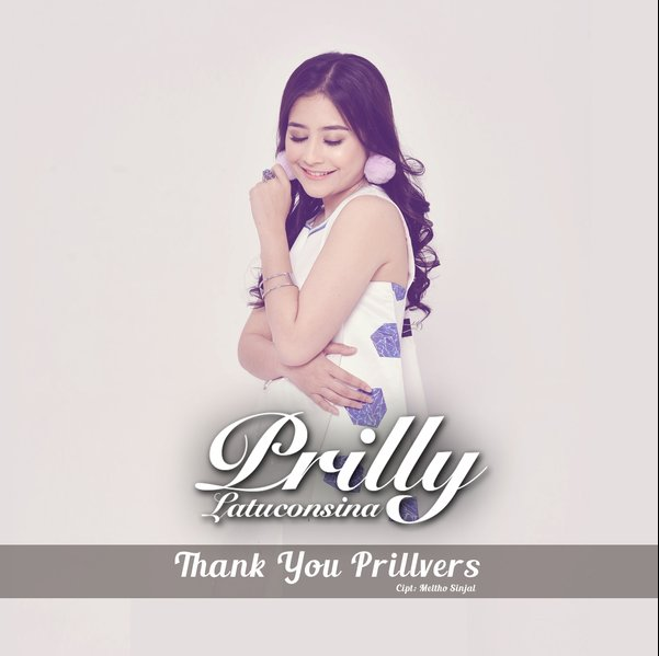 Prilly Latuconsina Thank You Prillvers