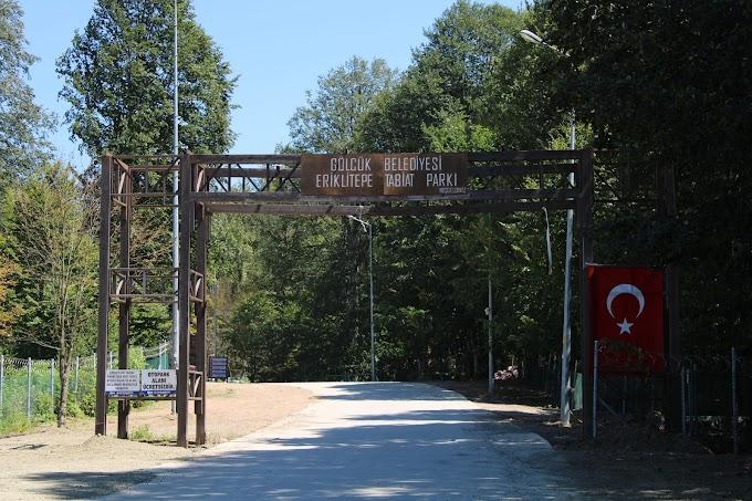 Eriklitepe Tabiat Parkı Gezisi | Gölcük | Hayat40tansonra