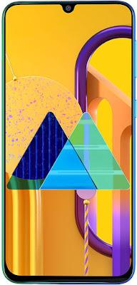 Samsung Galaxy M30s Front