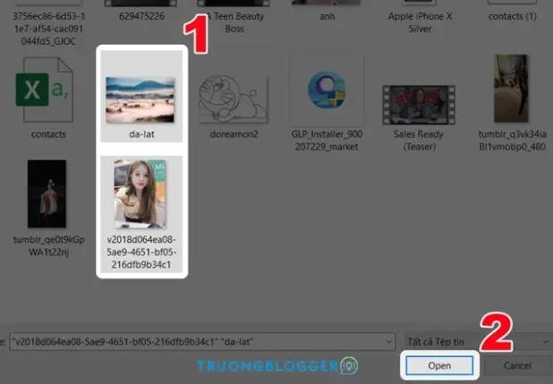 Cách chèn Logo, Watermark, Chữ vào ảnh hàng loạt Online