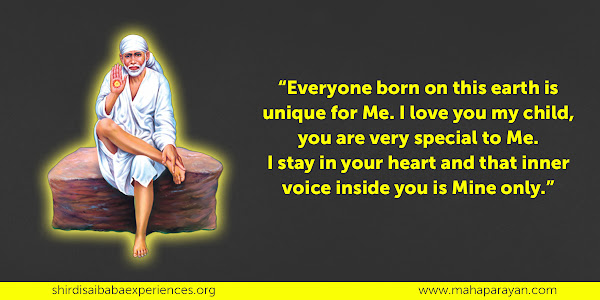 Shirdi Sai Baba Blessings - Experiences Part 2882