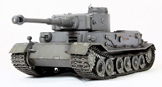 "Build & Painting Guide: Pz.Kpfw.VI Tiger(P) ""Truppenübungsfahrzeug"" from Amusing Hobby"
