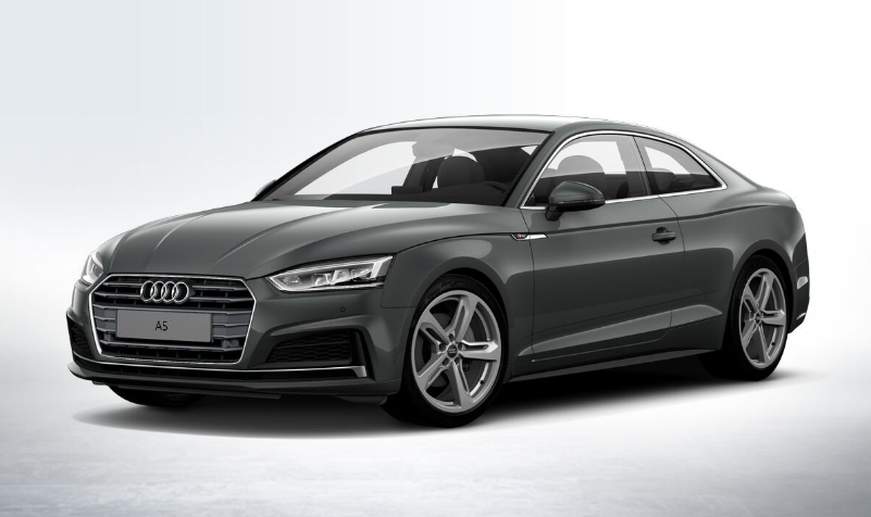 Audi A5 Ii 2019 Couleurs Colors