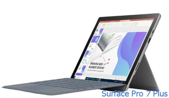 مايكروسوفت تعلن عن Surface Pro 7 Plus
