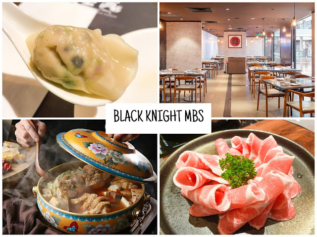 black knight hot pot review