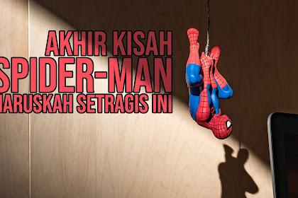 Apakah Ini Adalah Akhir Kisah Spiderman di Marvel | Hot Info