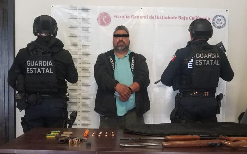 """Juez Libera a Alejandro Manuel Gómez Ruvalcaba """"El Aguacate"""" y/o """"H3"""", líder del Cártel de Sinaloa en Tecate, Baja California"""