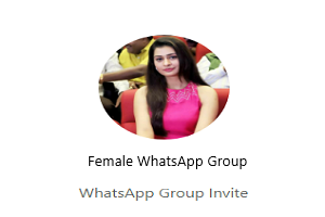 female whatsapp group