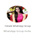 700+ Attractive Female WhatsApp Group Link Of 2019