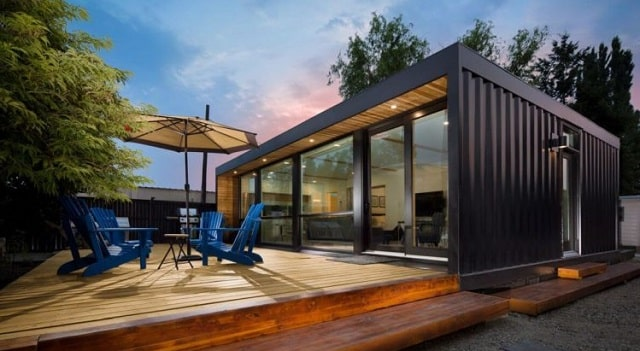 creative ideas for used cargo shipping container tiny house cheap office