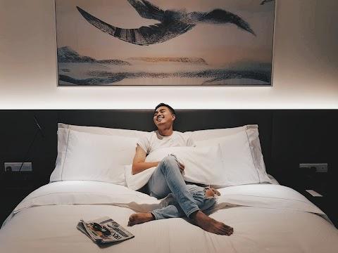 PENGALAMAN MENGINAP DI ONE BEDROOM SUITE HOTEL ELEMENT BY WESTIN KUALA LUMPUR