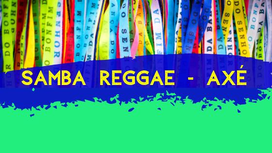 Samba reggae Axé da Bahia