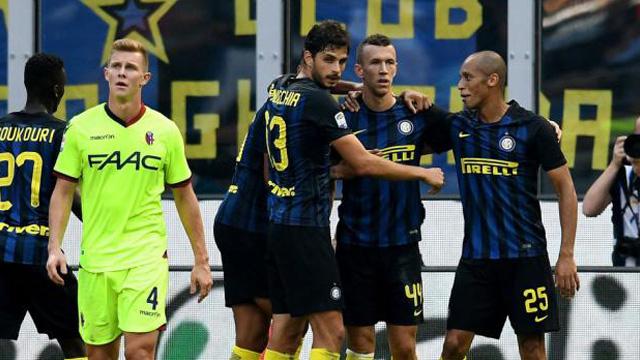 [Video] Cuplikan Gol Inter Milan 1-1 Bologna (Liga Italia)