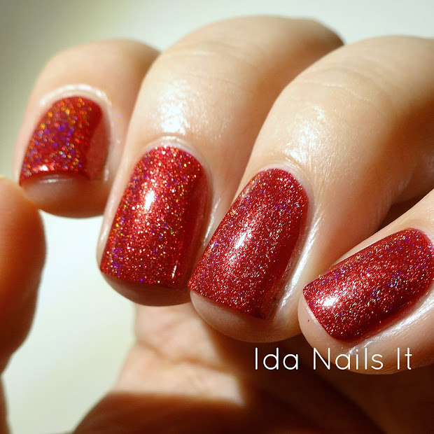 ida nails cupcake polish fall