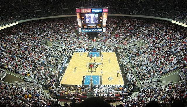 Jogo da NBA Orlando Magic