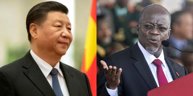 Presiden Tanzania Sebut Syarat Utang China hanya Bisa Diterima oleh Pria Mabuk