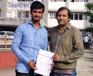 पळशी आरोग्य उपकेंद्रास मान्यता देऊन चालू करा: डॉ. अजय मुंदडा यांची निवेदनाद्वारे मागणी