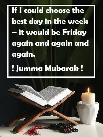 Choose Jumma…Always