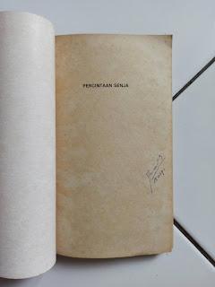 Percintaan Senja Penulis N. Riantiarno