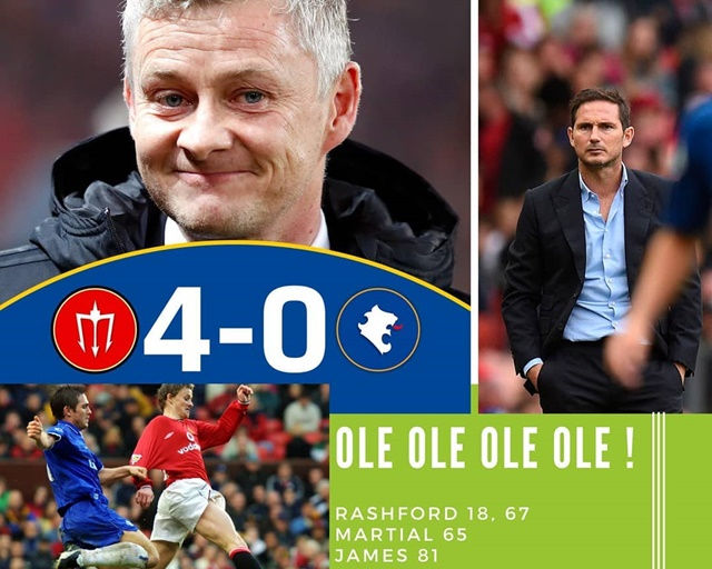 Manchester United vs Chelsea - IGthebig6epl