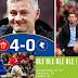 Hasil Pertandingan Manchester United vs Chelsea Skor Akhir 4-0 FT