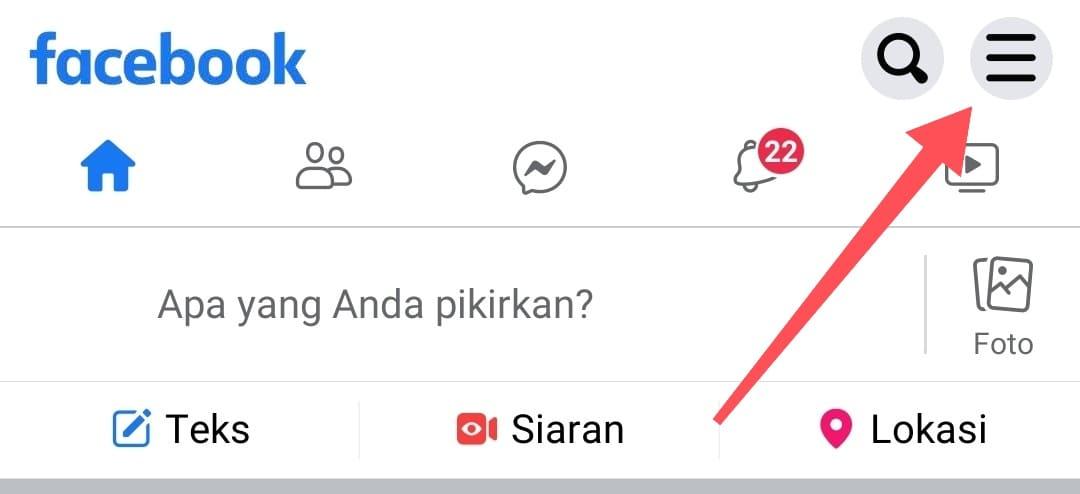 Cara Memunculkan Fitur Marketplace di Facebook Lite