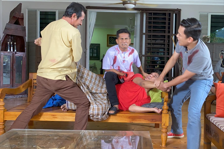 Pelakon Drama Hantu Van Sewa 2