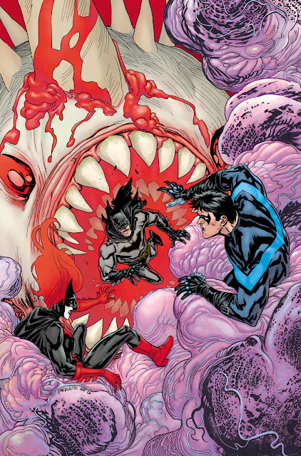 batman batwoman and nightwing