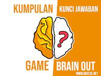 Semua Kumpulan Kunci Jawaban Game Brain Out Level 1 Sampai 185