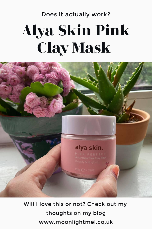 Alya Skin Pink Clay Mask Review