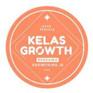 Inilah Logo Kelas Growthing Blogger