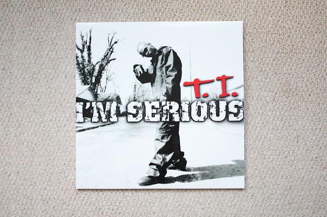 T.I., I'm Serious, serious, hip-hop, rap, hip, hop, rsd, rsd2017, rsd17, record, store, day, record store day, records, vinyl, vinyler, collection, rapper, tip