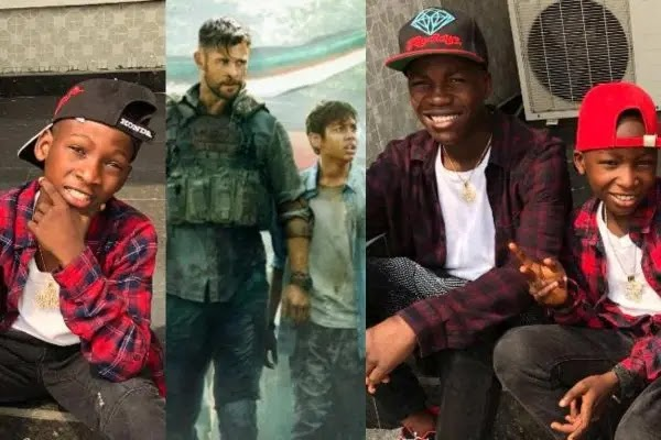 Nigeria's Ikorodu Bois head to Hollywood, invited by Russo Brothers for Extraction 2 movie première