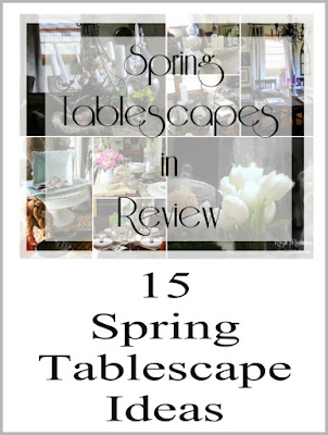 15 Spring Table Ideas for your home