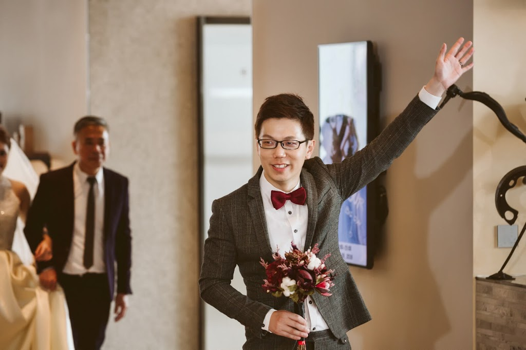 松山意舍酒店 婚攝