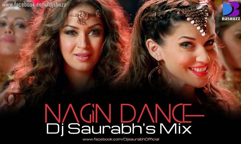 bajate raho nagin dance by dj saurabhs mix