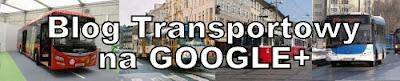 Blog Transportowy na Google +