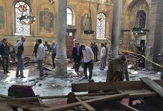 Atentado catedral cristiana, El Cairo
