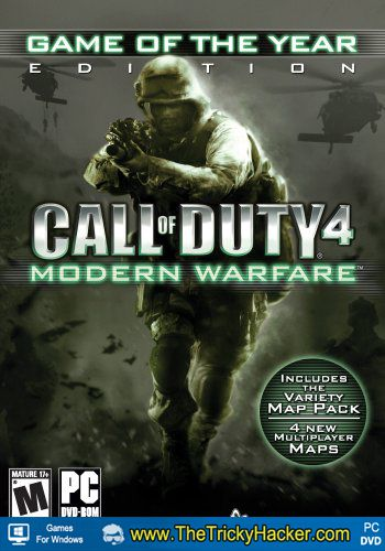 Call Of Duty 4 Modern Warfare Free Download Full Version Game PC