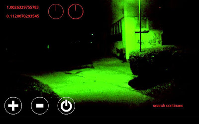 Aplikasi Pendeteksi Hantu Android