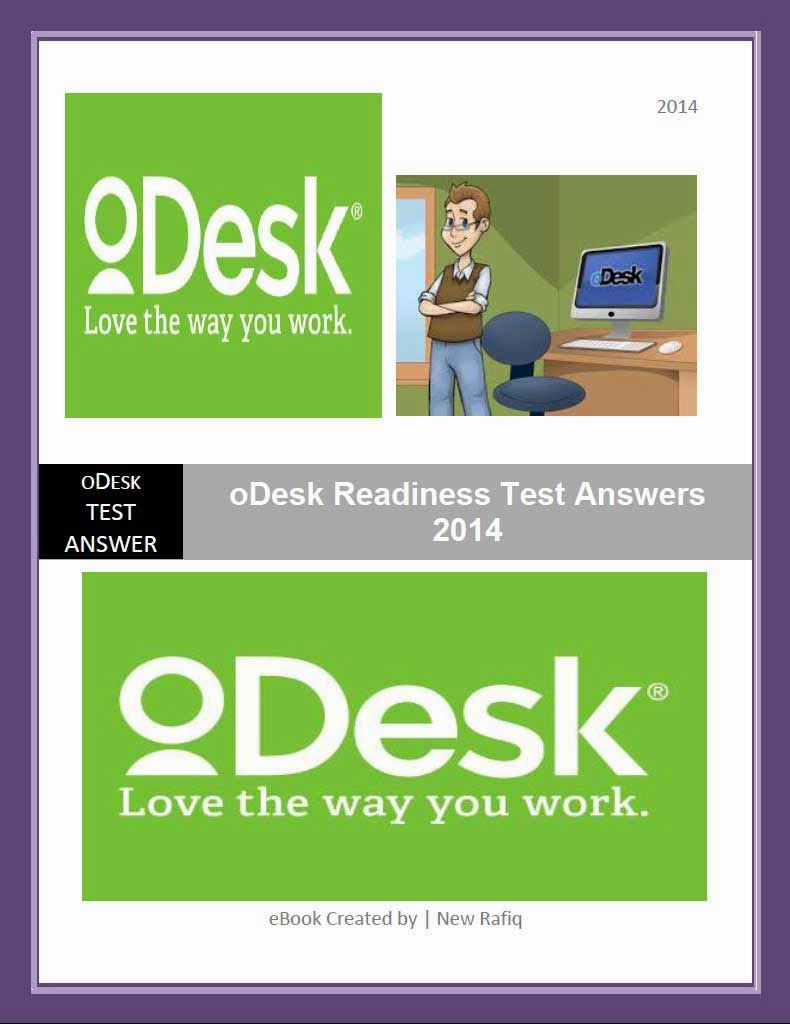 Odesk Readiness Test Answers 2014 Bangla Pdf Tutorial